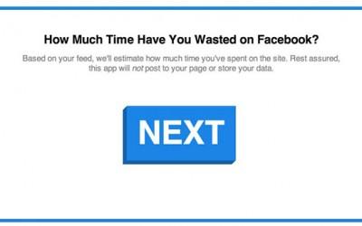 อยากรู้มั้ย? เราเสียเวลาไปกับ Facebook เท่าไหร่แล้ว [นับตั้งแต่วันแรกที่เล่นเฟส]